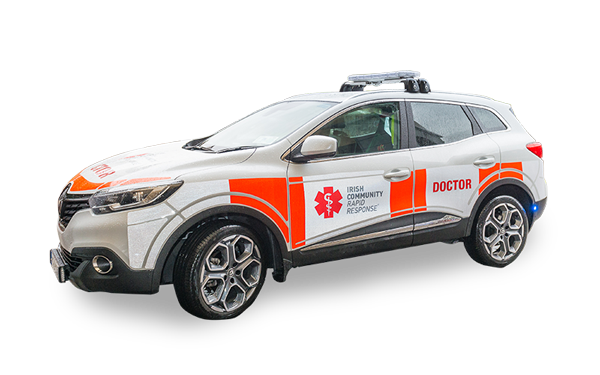 Rapid response vehicle to save lives in North Kerry and West Limerick